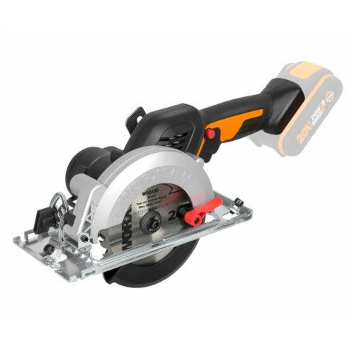 sierra circular brushless a bater a worx worxsaw wx531.9 20v sin bater a 10107 p